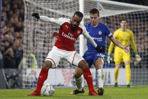 Jadwal Liga Inggris Tengah Pekan Ini, Bigmatch Chelsea Vs Arsenal