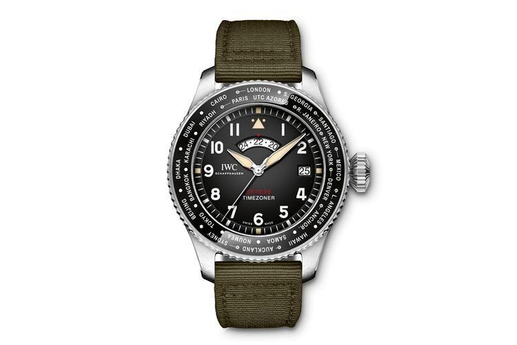 Pilot?s Watch Timezoner Spitfire Edition ?The Longest Flight?
