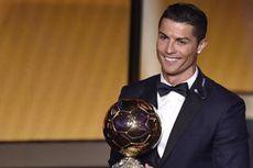 Cristiano Ronaldo Segera Lansir Koleksi Busana Dalam