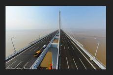 Lagi... China Punya Jembatan Sepanjang 6,2 Mil!