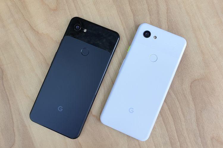 Google resmi memperkenalkan dua ponsel terbarunya yakni Pixel 3a (putih) dan Pixel 3a XL (hitam). Kedua ponsel ini merupakan versi murah dari Pixel 3 reguler.