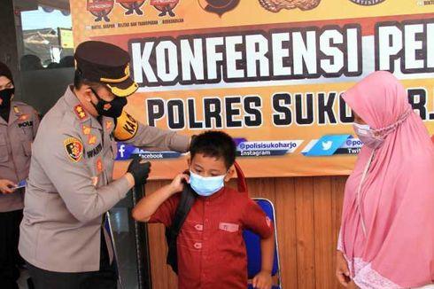 Kisah Haru Bocah 8 Tahun di Sukoharjo, Ayah Ibu Meninggal karena Covid-19 hingga Diasuh Polres