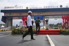 Diresmikan Jokowi, Tol Balikpapan-Samarinda Gratis sampai Tahun Baru 2020