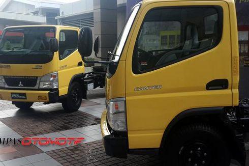 Colt Diesel Rajai Penjualan Mitsubishi Fuso