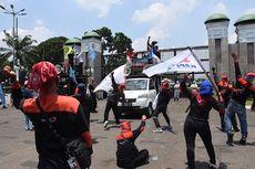 KSPI Demo Lagi, Tuntut UU Cipta Kerja Dicabut dan UMSK 2021 Naik
