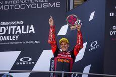 Indonesian Racing Team Ikut Antar Pebalap Moto3 Naik Podium di Italia