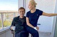 Navalny Accuses Putin of Masterminding His Novichok Poisoning