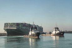 Pakar Usul Terusan Suez Buka Tutup Sesuai Ukuran Kapal