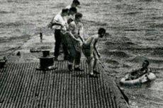 Kisah Misteri: Bagaimana George HW Bush Lolos dari Kanibalisme Jepang dalam Perang Dunia II