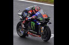 Tak Sabar, Quartararo Posting Foto Pakai M1 Monster Energy Yamaha