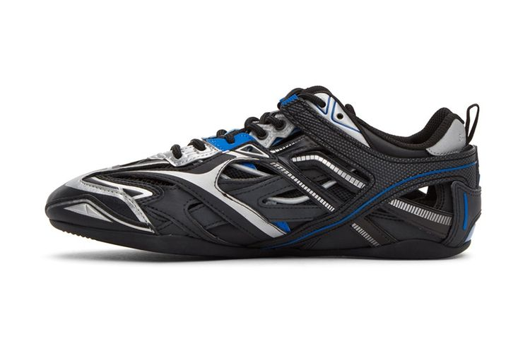 Balenciaga Drive Sneakers Blue