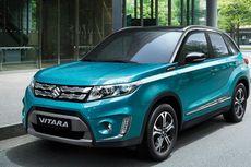 Suzuki Vitara Terbaru Mulai Diproduksi Massal