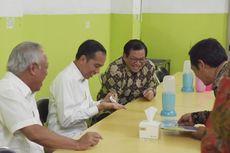 Di Tarakan, Jokowi Makan Malam Seafood dengan Sambal Buatan Gubernur