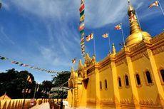 Pagoda Tertinggi dan Termegah di Indonesia