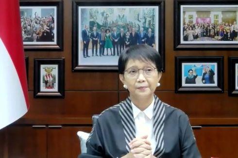 Menlu Retno Dorong Peningkatan Kapasitas Produksi dan Kesetaraan Akses Vaksin Covid-19