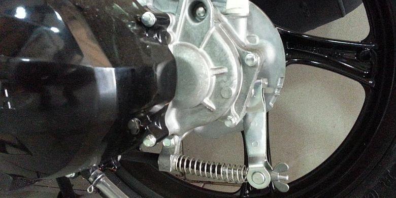 Rem jenis tromol di sepeda motor