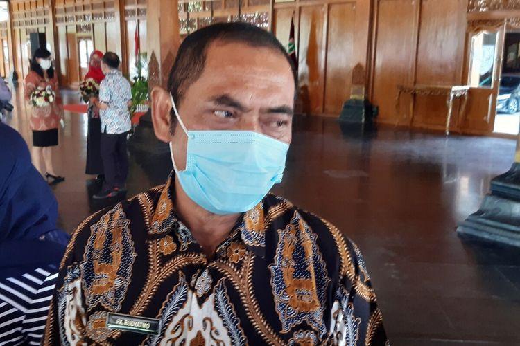 Wali Kota Solo, FX Hadi Rudyatmo di Solo, Jawa Tengah, Selasa (29/12/2020).