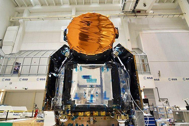 Teleskop luar angkasa CHEOPS berhasil diluncurkan, Rabu (18/12/2019) setelah sempat mengalami kendala.