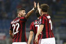 Bek AC Milan Tak Sadarkan Diri di Lapangan, Semua Pemain Ketakutan