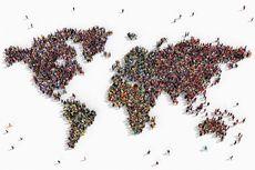 Jumlah Penduduk Dunia 2020
