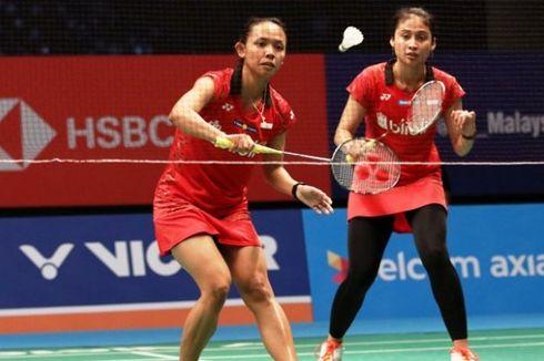 Indonesia Open 2019, Della/Rizki Antisipasi Pasangan asal China