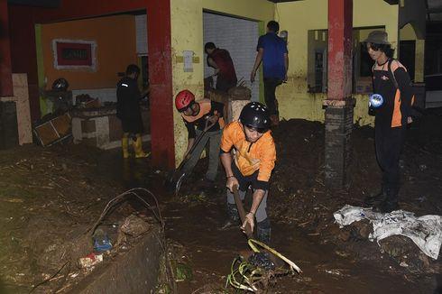 Penjelasan BMKG soal Penyebab Banjir Bandang di Sukabumi