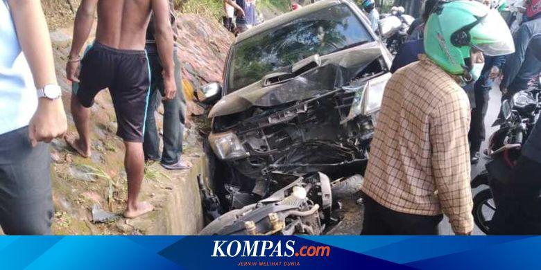 Hasil Tes Alkohol Positif, Wakil Bupati Yalimo yang Tabrak Polwan Mengaku Tak Sadar Saat Berkendara