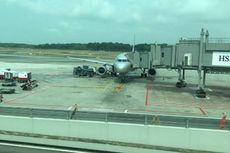 Alarm Kebakaran Menyala, 59 Penerbangan di Bandara Changi Terganggu