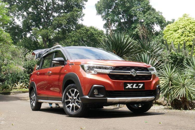 Ilustrasi Suzuki XL7