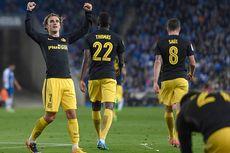Hasil Liga Spanyol, Atletico Kembali Menjauh dari Sevilla
