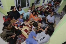 Sejumlah Pengungsi akibat Tsunami di Banten Mengaku Belum Dapat Bantuan