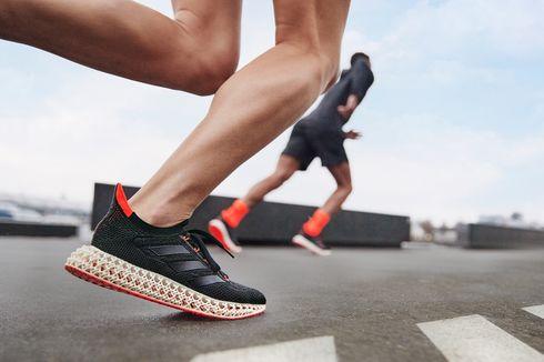 Adidas 4DFWD, Sepatu Lari yang Memberi Tolakan ke Depan