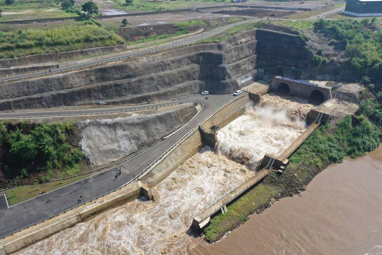 Foto kondisi Terowongan Nanjung.