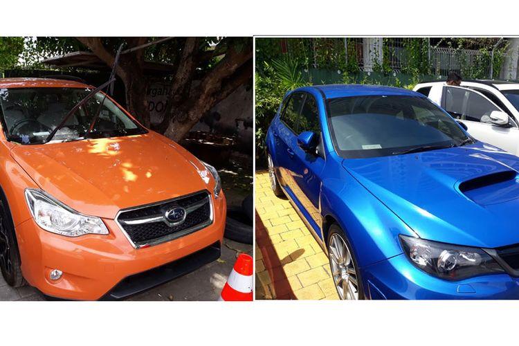 Lelang Subaru dilaksanakan Bea Cukai Tanjung Priok