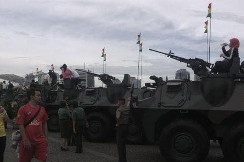 Ayo, Lihat Pameran Alutsista TNI AD di Silang Monas!