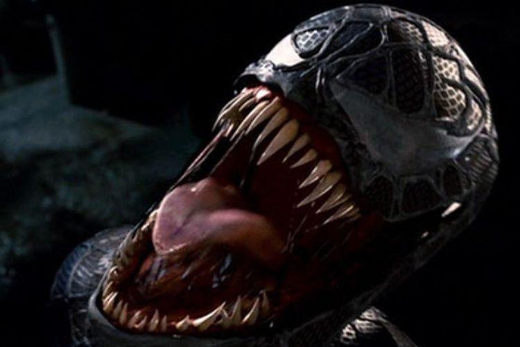 Venom dalam Spider-Man 3.