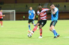 Manajer Madura United Tepis Rumor Kepindahan Greg Nwokolo