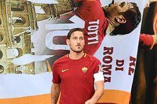 Cerita Francesco Totti Hidup dengan Covid-19