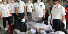 Kejar Herd Immunity, Telkom Vaksinasi Seluruh Karyawan dan Keluarga