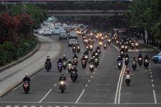 Motor Operasional Masih Boleh Melintas di Thamrin, Kebijakan Dianggap Tak Adil