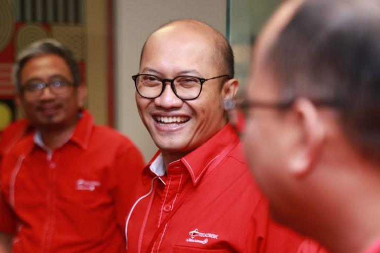 Setyanto Hantoro, Direktur Utama Telkomsel.