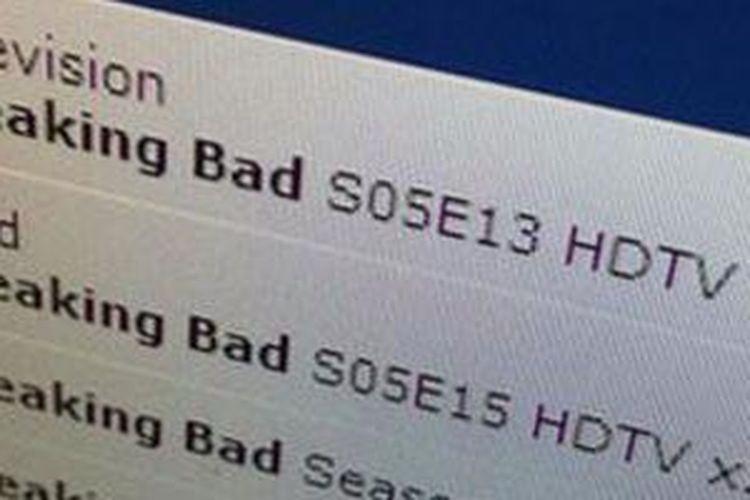 IsoHunt memasukkan banyak film dan acara tv populer untuk diunduh ilegal.