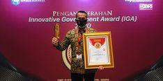 Wonogiri Dinobatkan Sebagai Kabupaten Terinovatif di Indonesia