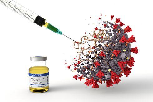 Tahap Pertama Vaksinasi Lansia di Kota Serang, Sasaran 2.300 Orang, yang Daftar Baru 300