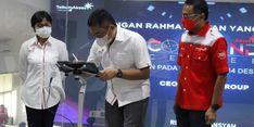 Tingkatkan Layanan IndiHome, Telkom Resmikan Akses Command Center di Banten