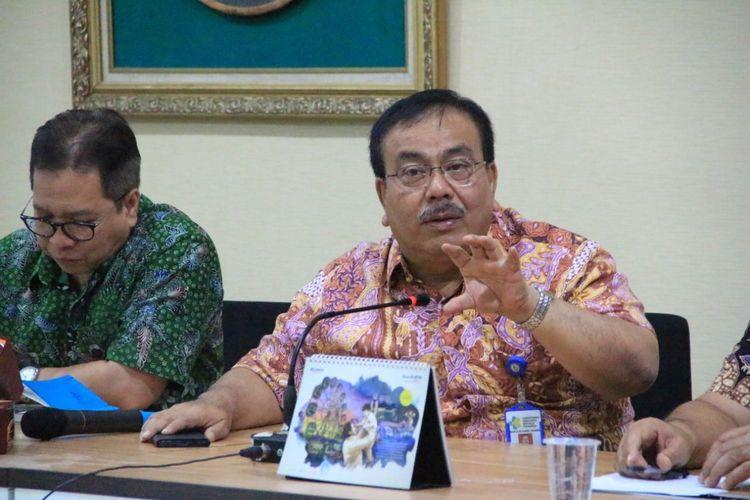 Dirut RSUP M Djamil Padang Yusirwan Yusuf
