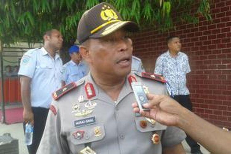 Kapolda Maluku, Brigjen Murad Ismail