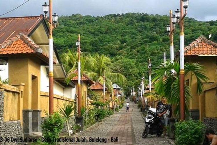 Desa Tua Julah di Kecamatan Tejakula, Kabupaten Buleleng, Bali.