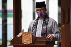 Rabu, Jakarta Bertambah 584 Kasus Covid-19, Ini Komentar Anies