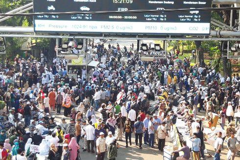 Ada Sidang Putusan di MK, Ini Rute Transjakarta yang Dialihkan